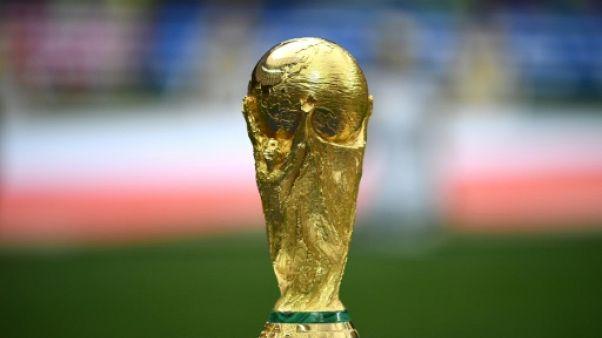 Mondial: la Croatie égalise en finale contre la France (1-1)