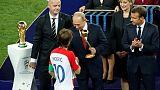 بوتين: روسيا يمكنها ان تفخر بتنظيم كأس العالم