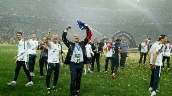 Mondial-2018: les Bleus descendront les Champs-Elysées lundi vers 17H00