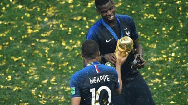 France: de Mbappé à Pogba, les Bleus du tournoi