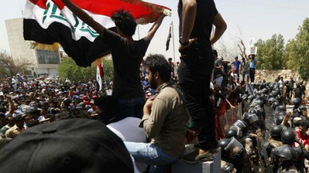 Deux morts dans les manifestations qui agitent l'Irak