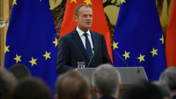 """Commerce: l'UE appelle Chine, Russie et USA à """"éviter le chaos"""""""