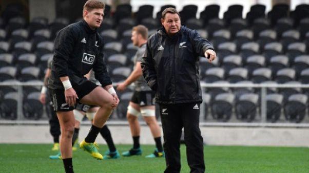 Rugby: Jordie Barrett et Ardie Savea restent avec les All Blacks