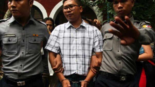 Birmanie: ouverture du procès de deux journalistes de Reuters