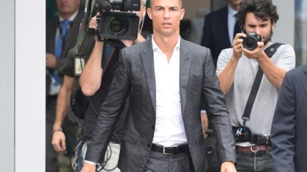 """Italie: un Ronaldo """"pas comme les autres"""" pour faire gagner la Juve"""