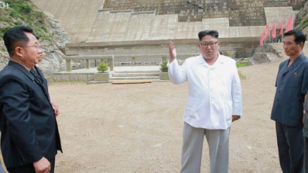 Corée du Nord: Kim Jong Un étrille les cadres du régime pour leur inefficacité