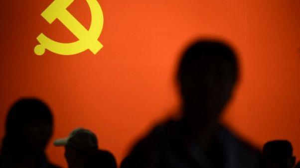 Une Chinoise en détention pour avoir maculé une photo du président