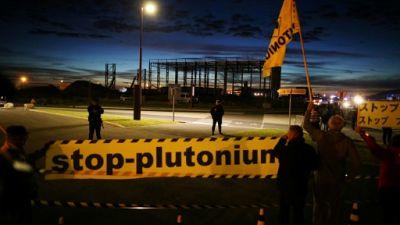 Les stocks de plutonium du Japon, un problème international