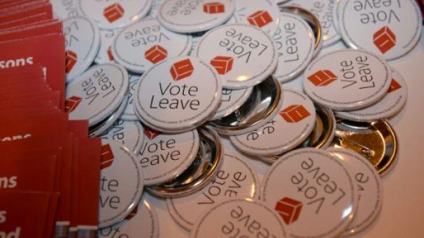 La campagne pro-Brexit sanctionnée pour avoir enfreint le code électoral