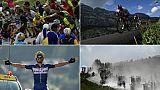 Tour de France: Alaphilippe ouvre les Alpes par la 1re victoire française