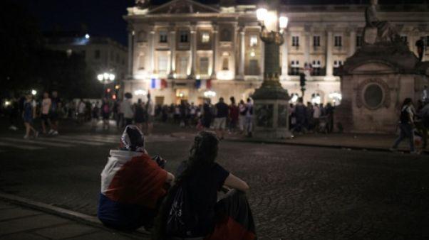 """Mondial: aucune """"festivité publique"""" n'était prévue au Crillon, précise la FFF"""