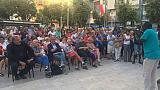 Manifestazione Cgil pro migranti a Bari