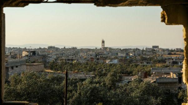 Syrie: accord sur l'évacuation des deux dernières localités assiégées