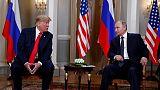 Majority of Americans think Trump mishandling Russia - Reuters/Ipsos poll