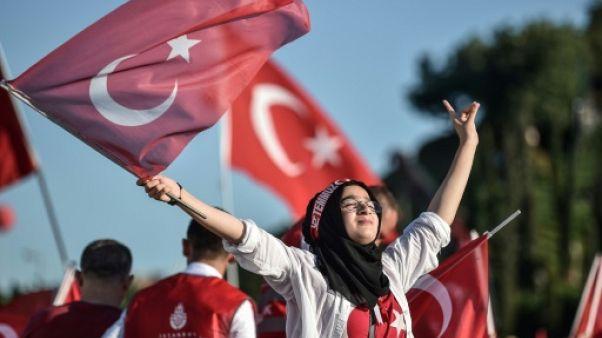 Turquie: l'état d'urgence levé après deux ans de purges