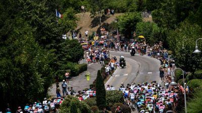 Tour de France: parcours court et intense dans les Alpes pour la 11e étape