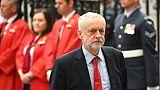 Le chef du parti travailliste Jeremy Corbyn à Londres, le 10 juillet 2018