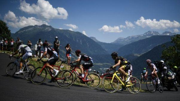 Tour de France: départ de la 11e étape, quatre montées au programme