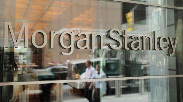 أرباح بنك مورجان ستانلي الفصلية تقفز 43%