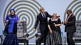 """Cent après la naissance de Mandela, l'Afrique du Sud rend hommage à un """"géant de l'Histoire"""""""