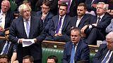 """Boris Johnson appelle Theresa May à """"sauver le Brexit"""""""