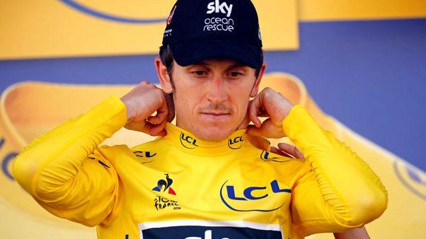 توماس ينتزع الفوز بالمرحلة 11 من سباق فرنسا ويتصدر الترتيب العام