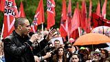 Un millier de Russes manifestent à Moscou contre la réforme des retraites