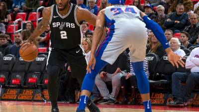 NBA: Kawhi Leonard de San Antonio à Toronto en échange de DeMar DeRozan