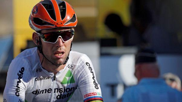 استبعاد كافنديش من سباق فرنسا عقب فشله في تسجيل الحد الادنى من الزمن المطلوب