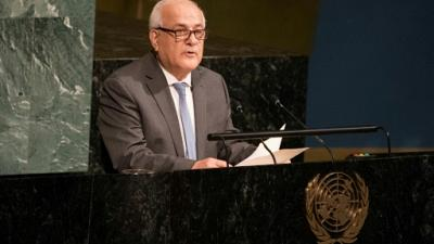 Une délégation palestinienne à l'ONU privée de visa pour les Etats-Unis