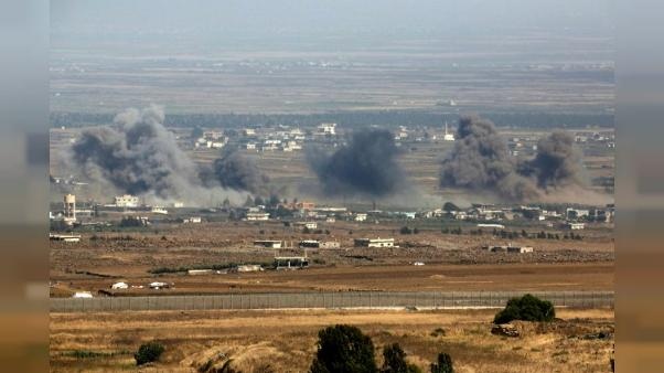 Les rebelles syriens acceptent une reddition dans une zone près du Golan