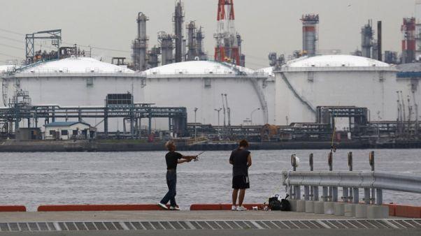 تراجع حجم واردات اليابان من الخام 17.1% في يونيو