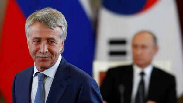 وكالة: نوفاتك الروسية في محادثات مع الصين بشأن مشروع غاز مسال