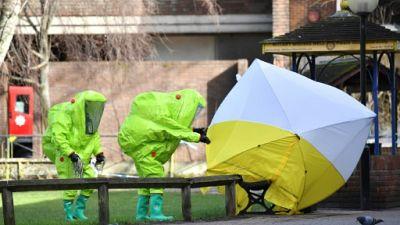 La police britannique aurait identifié les empoisonneurs présumés des Skripal