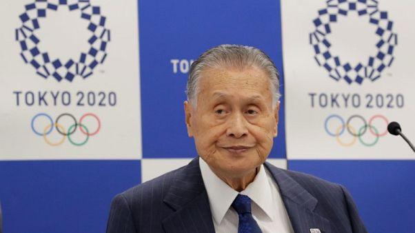السوفت بول تمنح طوكيو 2020 بداية رمزية