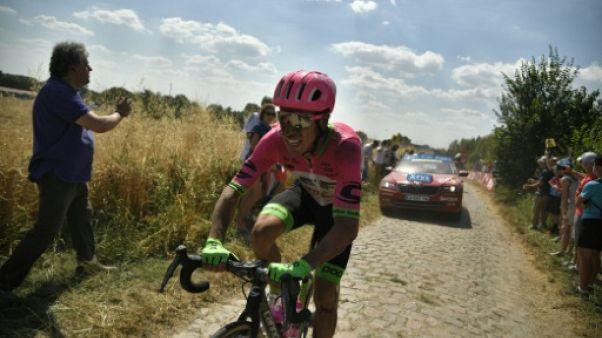 Tour de France: abandon de Rigoberto Uran avant le départ de la 9e étape