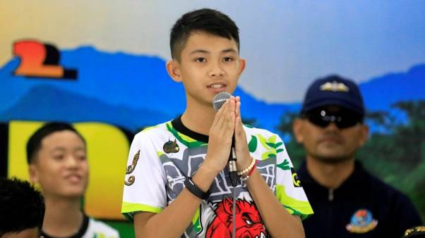 Home comforts greet 'Wild Boars' captain after Thai cave rescue