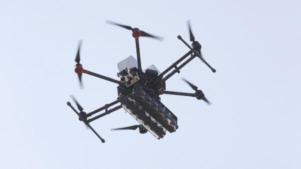 Sequestrato drone che volava a Venezia
