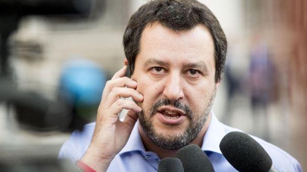 Salvini, vertice nomine? Non lo sapevo