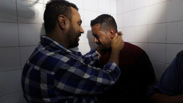 Israeli air strike kills Hamas man in Gaza