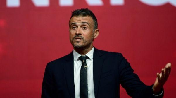 """""""Pas de révolution"""" pour Luis Enrique, nouveau sélectionneur de l'Espagne"""