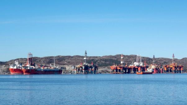 Norway rig owners consider lockout to try to break strike