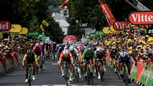 Tour de France: hécatombe chez les sprinteurs