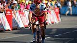انسحاب المزيد من متسابقي السرعة من سباق فرنسا للدراجات