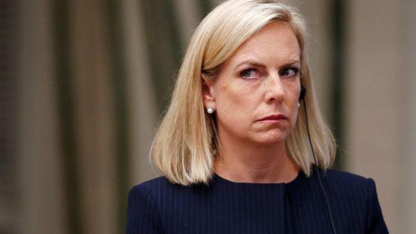 وزيرة الأمن الداخلي: على أمريكا الاستعداد لمزيد من التدخل الروسي
