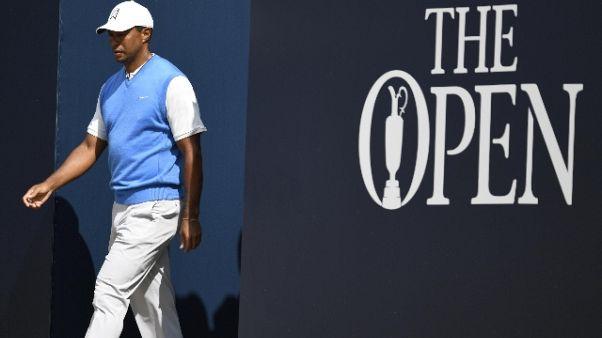 Open Championship, bene Thomas e Woods