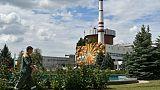 Ukraine : un premier réacteur nucléaire passe au combustible américain