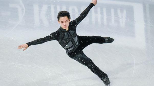 Muore bronzo olimpico kazako Denis Ten