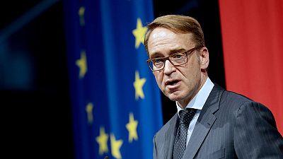 Germany's Weidmann unfit as ECB next president - Italy's League