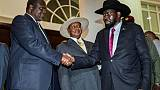 Soudan du Sud: la signature d'un accord sur le partage du pouvoir reportée